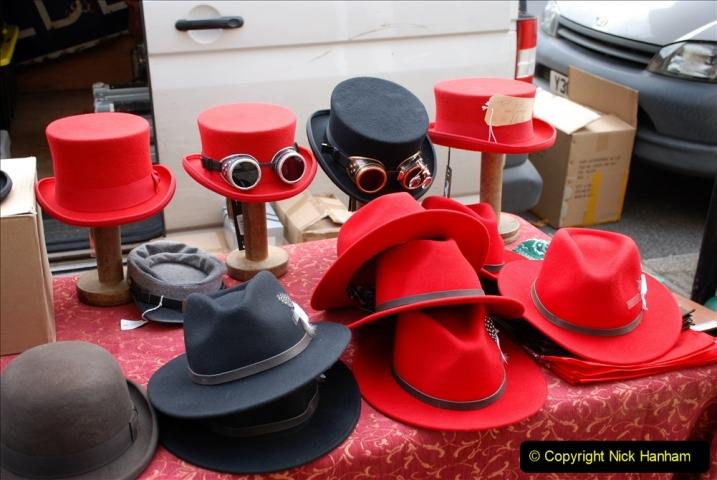 2019-09-07 Bridport Hat Festival. (46) 046