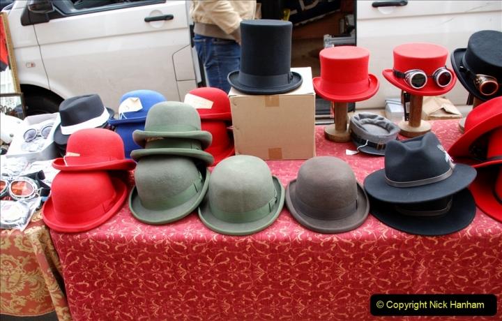 2019-09-07 Bridport Hat Festival. (47) 047