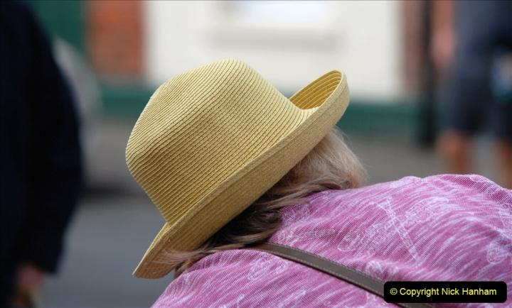 2019-09-07 Bridport Hat Festival. (52) 052