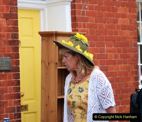 2019-09-07 Bridport Hat Festival. (61) 061
