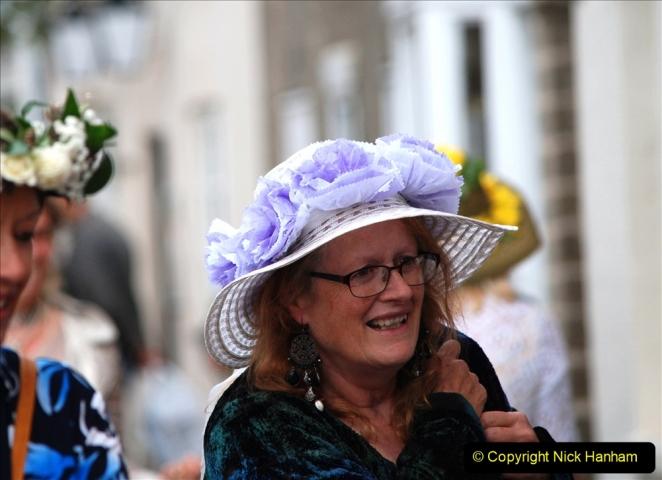2019-09-07 Bridport Hat Festival. (64) 064