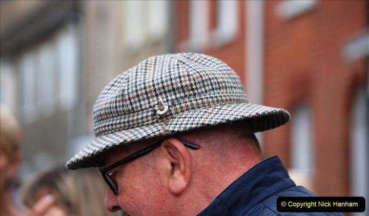 2019-09-07 Bridport Hat Festival. (65) 065