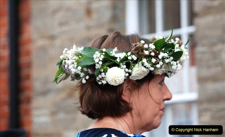 2019-09-07 Bridport Hat Festival. (66) 066