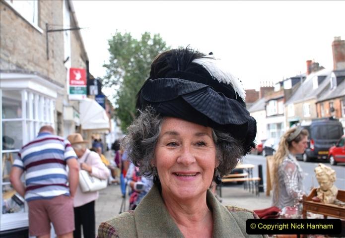 2019-09-07 Bridport Hat Festival. (72) 072