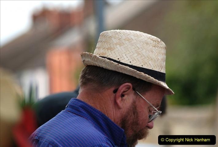 2019-09-07 Bridport Hat Festival. (76) 076