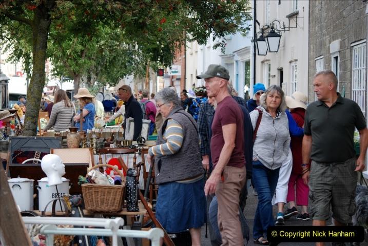 2019-09-07 Bridport Hat Festival. (81) 081