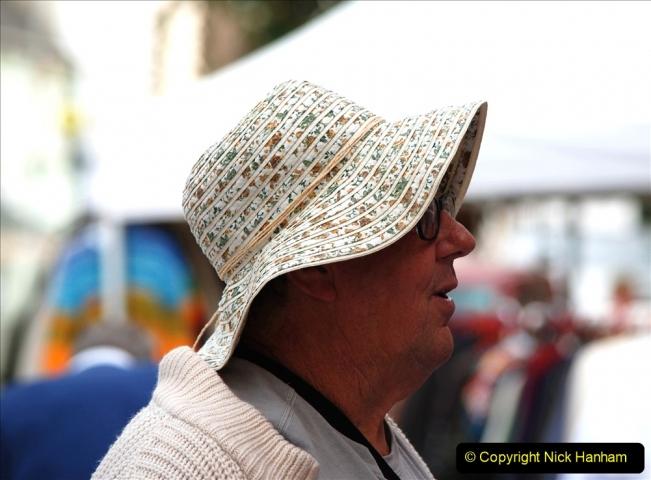 2019-09-07 Bridport Hat Festival. (83) 083