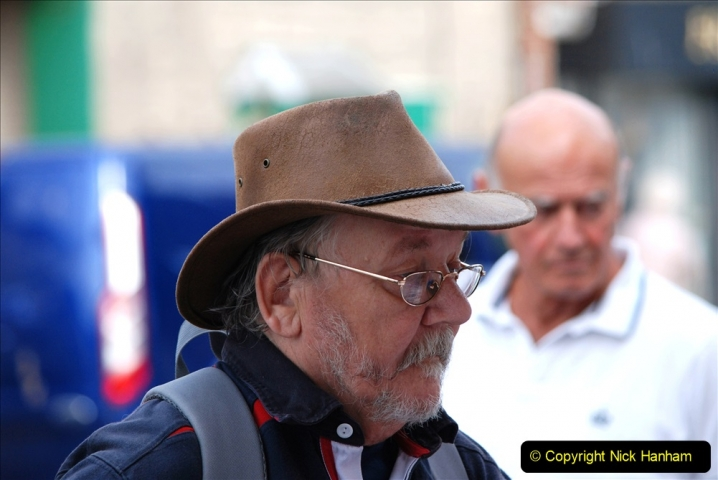 2019-09-07 Bridport Hat Festival. (84) 084
