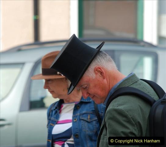 2019-09-07 Bridport Hat Festival. (85) 085