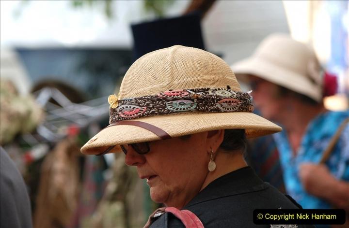 2019-09-07 Bridport Hat Festival. (86) 086