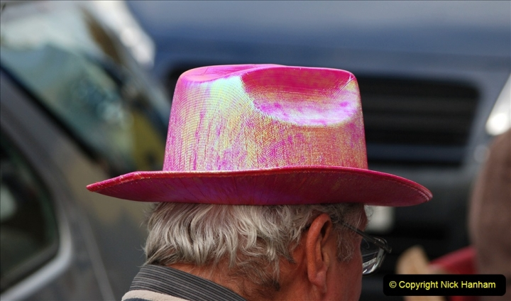 2019-09-07 Bridport Hat Festival. (90) 090