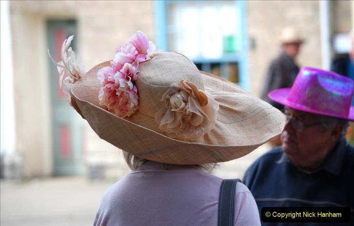 2019-09-07 Bridport Hat Festival. (92) 092