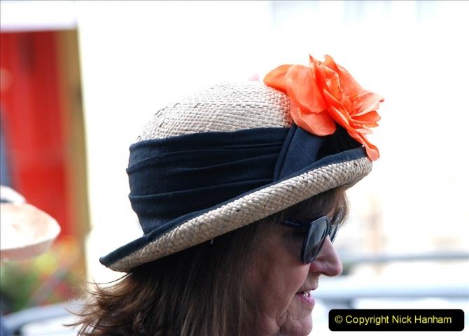 2019-09-07 Bridport Hat Festival. (93) 093