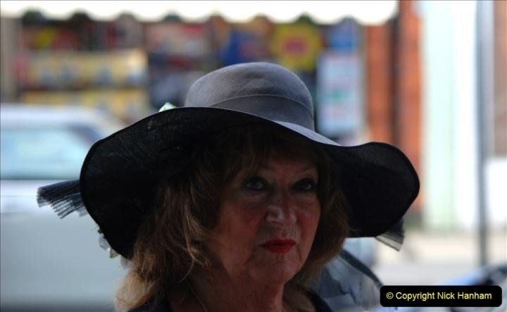 2019-09-07 Bridport Hat Festival. (94) 094