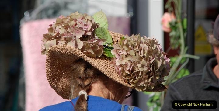 2019-09-07 Bridport Hat Festival. (95) 095