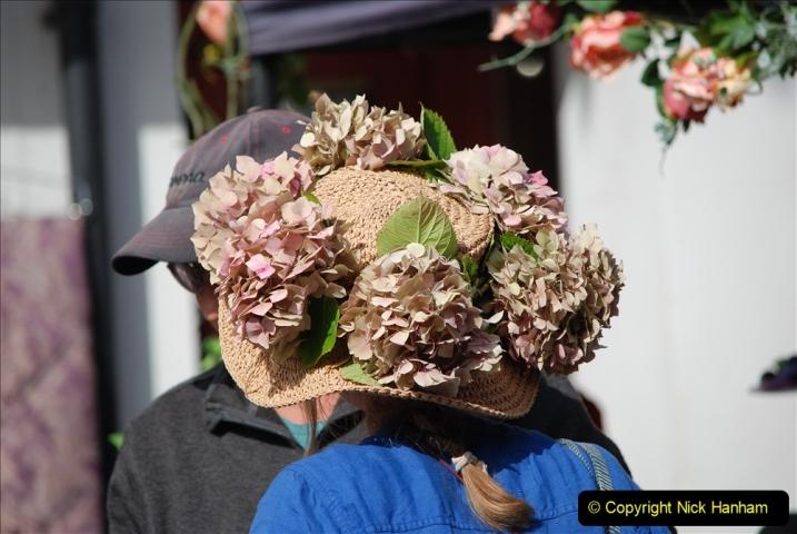 2019-09-07 Bridport Hat Festival. (96) 096