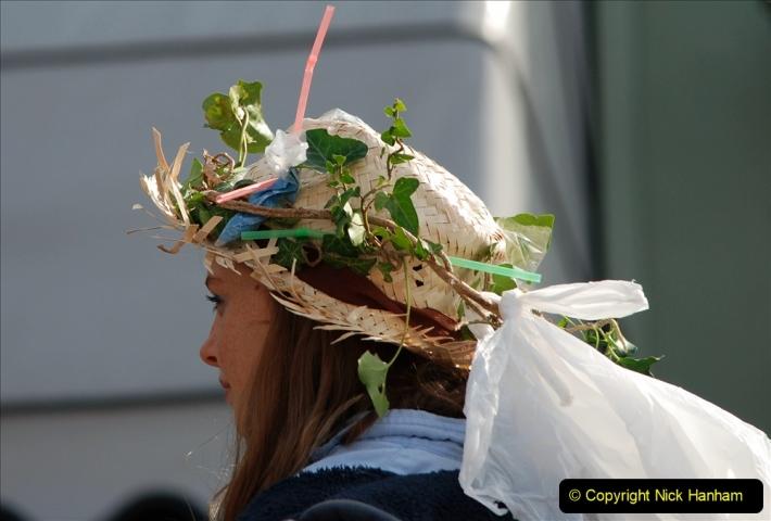 2019-09-07 Bridport Hat Festival. (98) 098