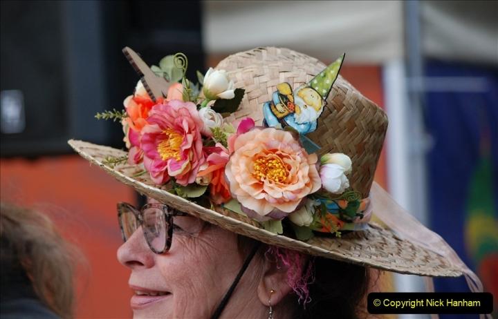2019-09-07 Bridport Hat Festival. (99) 099