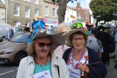 2019-09-07 Bridport Hat Festival. (19) 019