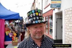 2019-09-07 Bridport Hat Festival. (36) 036