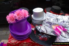 2019-09-07 Bridport Hat Festival. (44) 044