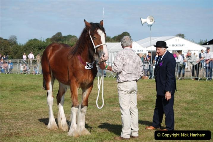 2019-09-08 Dorset County Show @ Dorchester. (219)