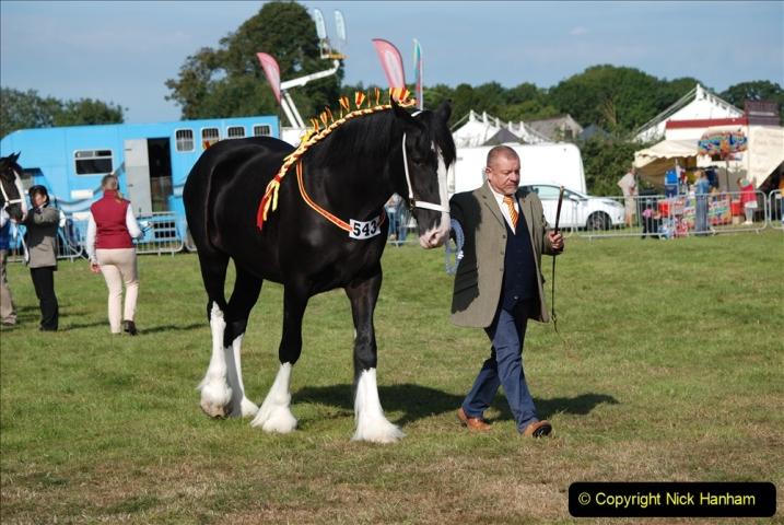 2019-09-08 Dorset County Show @ Dorchester. (220)