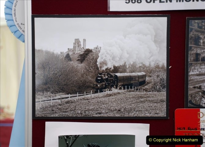 2019-09-08 Dorset County Show @ Dorchester. (275) The Swanage Railway.
