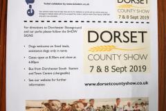 2019-09-08 Dorset County Show @ Dorchester. (1)