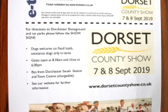2019-09-08 Dorset County Show @ Dorchester. (2)