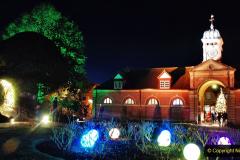 2019-12 20 Kingston Lacy (NT) Wimborne, Dorset Christmas Lights. (107) 107