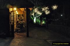 2019-12 20 Kingston Lacy (NT) Wimborne, Dorset Christmas Lights. (110) 110