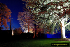 2019-12 20 Kingston Lacy (NT) Wimborne, Dorset Christmas Lights. (63) 063