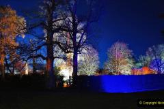 2019-12 20 Kingston Lacy (NT) Wimborne, Dorset Christmas Lights. (66) 066