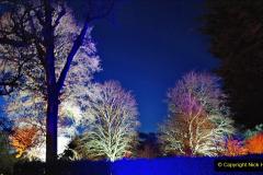 2019-12 20 Kingston Lacy (NT) Wimborne, Dorset Christmas Lights. (70) 070