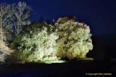 2019-12 20 Kingston Lacy (NT) Wimborne, Dorset Christmas Lights. (77) 077