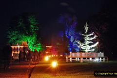 2019-12 20 Kingston Lacy (NT) Wimborne, Dorset Christmas Lights. (78) 078