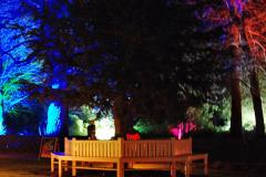 2019-12 20 Kingston Lacy (NT) Wimborne, Dorset Christmas Lights. (79) 079