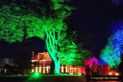 2019-12 20 Kingston Lacy (NT) Wimborne, Dorset Christmas Lights. (80) 080