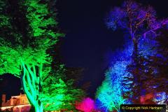 2019-12 20 Kingston Lacy (NT) Wimborne, Dorset Christmas Lights. (82) 082