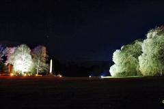 2019-12 20 Kingston Lacy (NT) Wimborne, Dorset Christmas Lights. (95) 095
