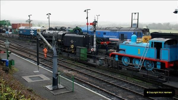 2019-02-06 Mid Hants Railway at Ropley. (13) 013