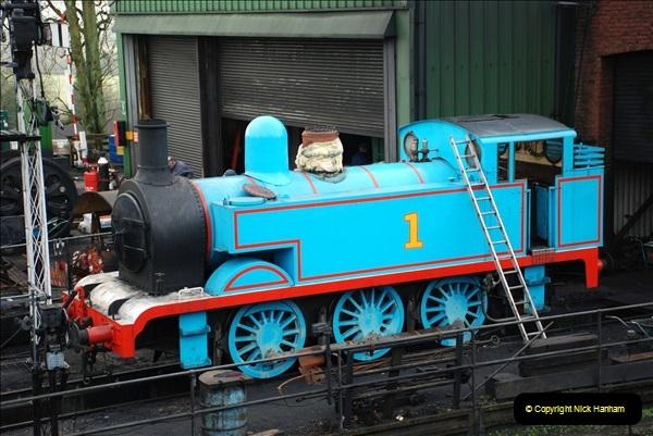 2019-02-06 Mid Hants Railway at Ropley. (14) 014