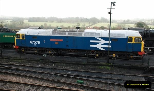 2019-02-06 Mid Hants Railway at Ropley. (16) 016