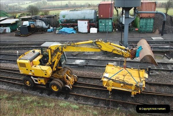 2019-02-06 Mid Hants Railway at Ropley. (18) 018