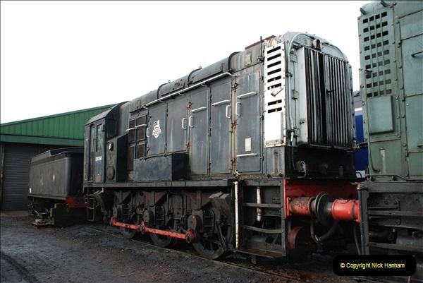 2019-02-06 Mid Hants Railway at Ropley. (28) 028