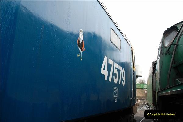 2019-02-06 Mid Hants Railway at Ropley. (36) 036