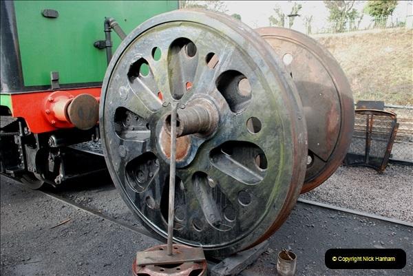 2019-02-06 Mid Hants Railway at Ropley. (39) 039