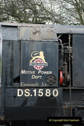 2019-02-06 Mid Hants Railway at Ropley. (46) 046