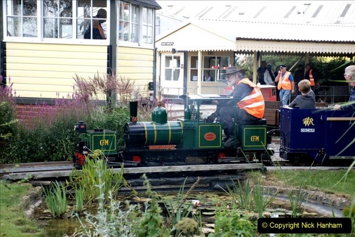 2019-09-01Bath & West Railway @ Bath & West Showground, Shepton Mallet, Somerset. (11) 064